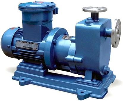 ZCQ自吸式不锈钢磁力泵
