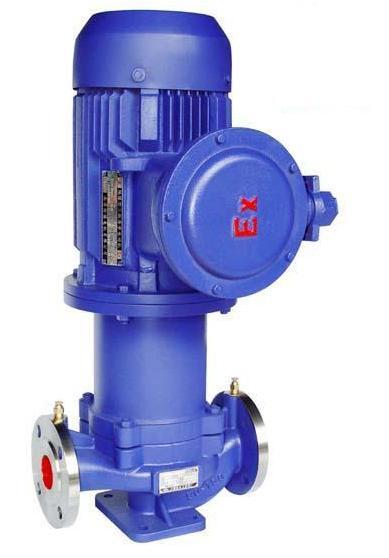CQG立式不锈钢管道磁力泵