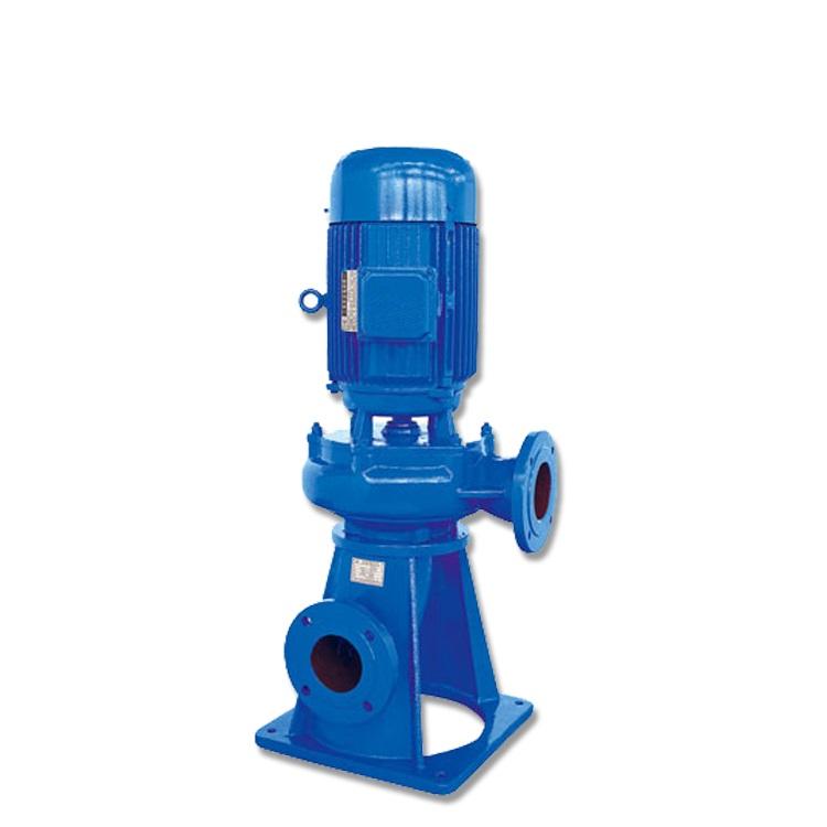 LW立式無堵塞排污泵