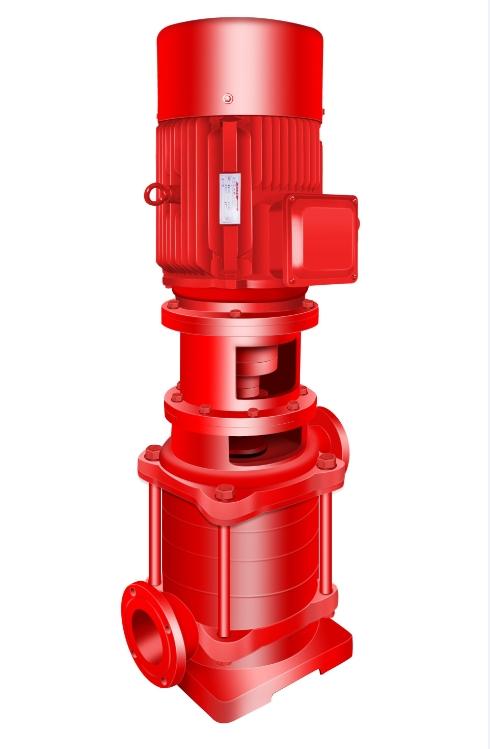 XBD-L型立式多級消防泵