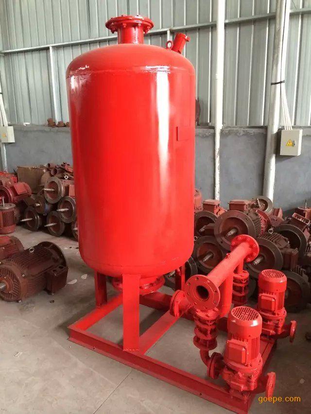 消防增壓穩壓給水設備