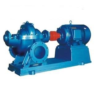 SH型不銹鋼單級雙吸中開泵