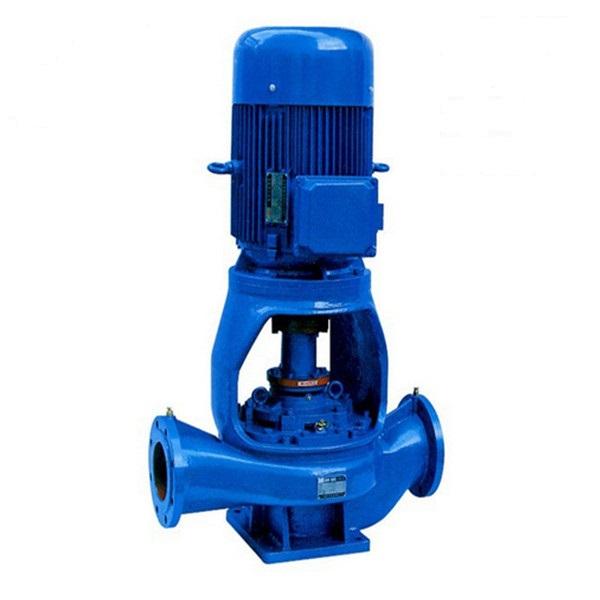 ISGB型便拆立式管道離心泵