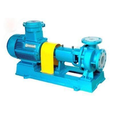 IHF系列防爆氟塑料襯里離心泵