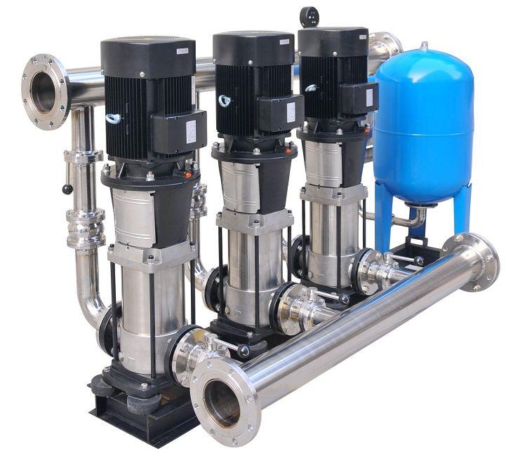 全自動恒壓消防給水設備