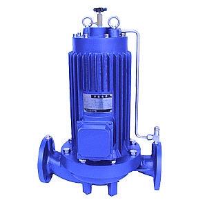 15kw立式管道泵 能有效地平衡泵運轉