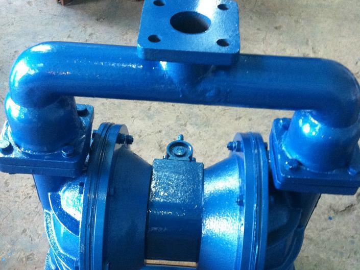 qby气动隔膜泵 采用压缩空气为动力源