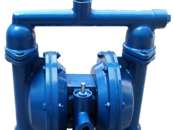 qby氣動隔膜泵 采用壓縮空氣為動力源