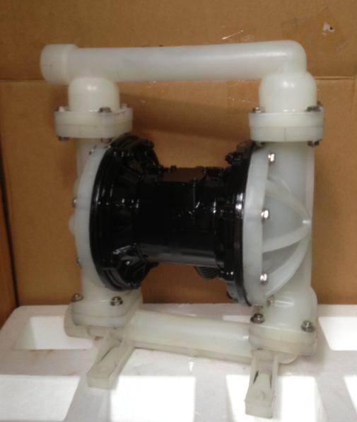 qby氣動隔膜泵參數以及qby氣動隔膜泵特點
