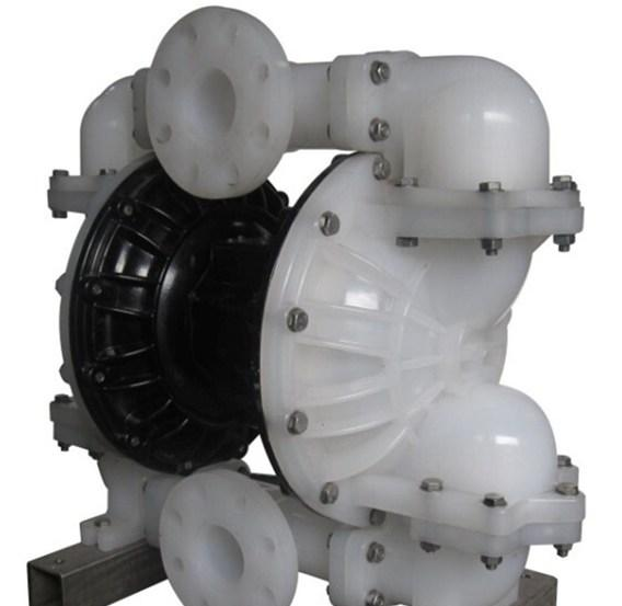 qby氣動隔膜泵參數
