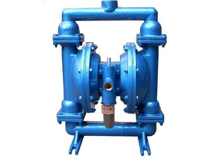 qby氣動隔膜泵結構是怎樣的 qby氣動隔膜泵該怎樣維護