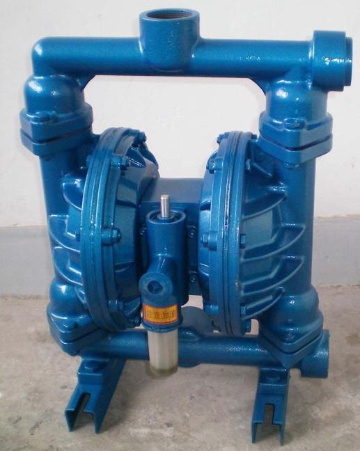 qby氣動隔膜泵樣本特點和qby氣動隔膜泵用途