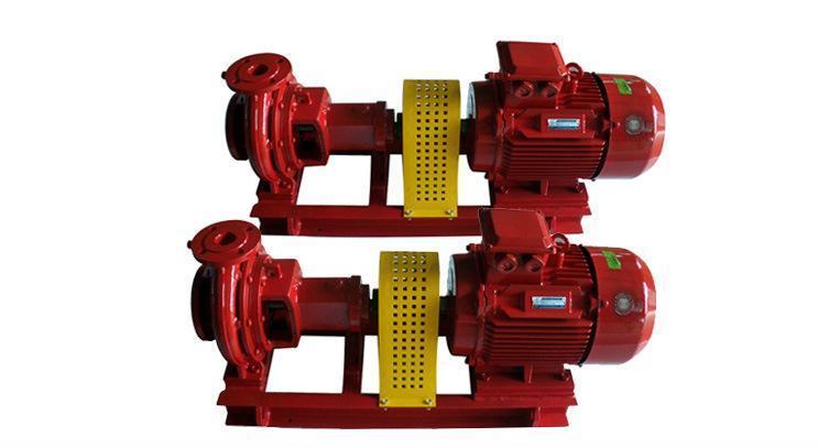 xbd消防泵安装使用说明和主要特点