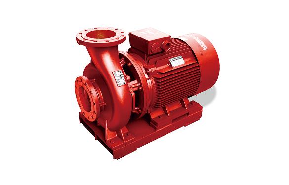 xbd消防泵安裝使用說明和主要特點