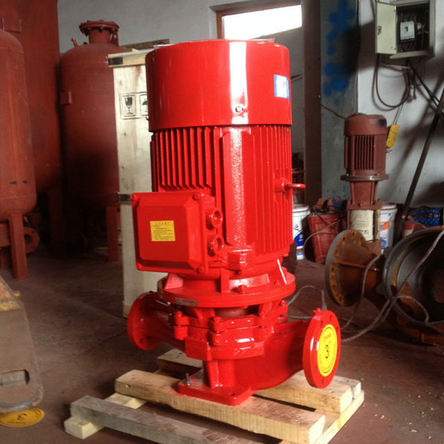 xbd消防泵是什么意思 主要應用在哪些領域