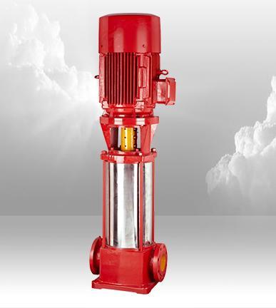 根据xbd消防泵性能参数 选择合适的型号