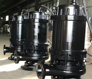 不銹鋼耐腐蝕潛水排污泵說明和特點的介紹
