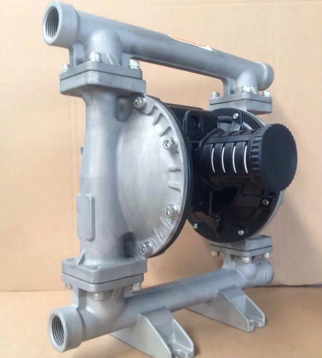 不銹鋼氣動隔膜泵的工作原理是什么 它有哪些優勢