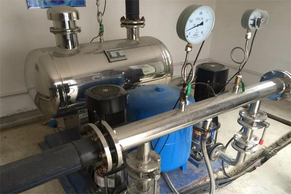 高層無負壓供水系統