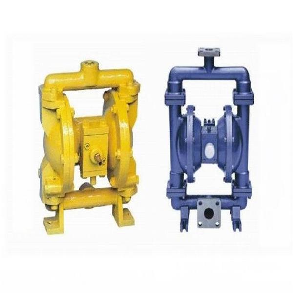 工程塑料隔膜泵性能特點和工作原理介紹