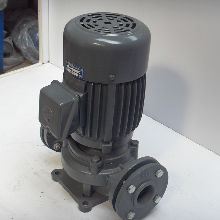 立式管道泵规格型号