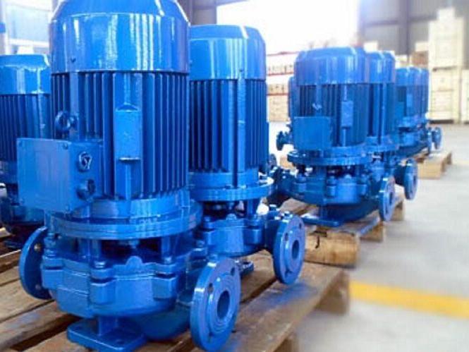 立式管道泵檢修工序有哪些 立式管道泵都有什么優點