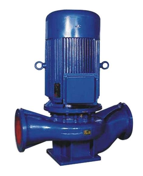 立式管道泵轉向特點原理和產品特點