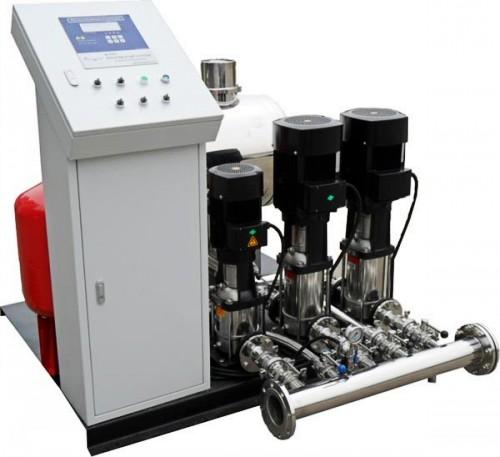 无负压变频供水设备操作规程