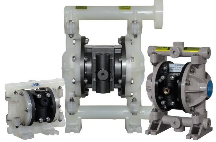 氣動隔膜泵換向閥原理