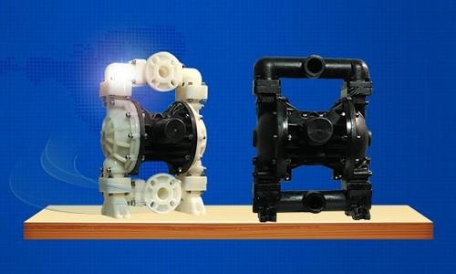 氣動隔膜泵結構原理是什么呢