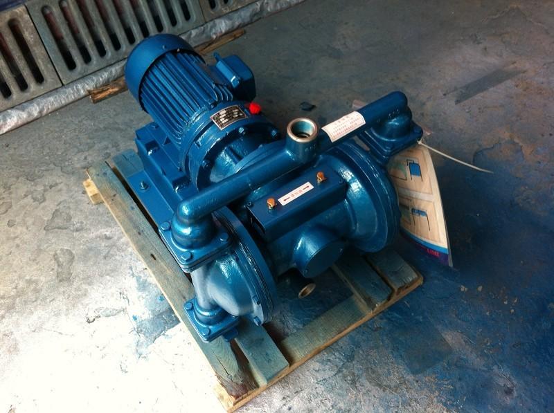 氣動隔膜泵配氣閥原理詳細介紹說明