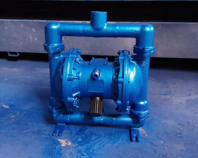 氣動隔膜泵配氣室的工作原理是什么呢
