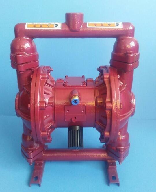 氣動隔膜泵無法滿管是什么原因呢