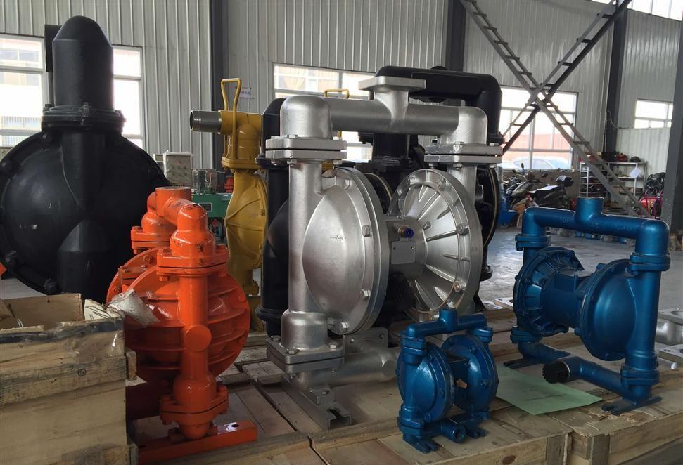 氣動隔膜泵怎樣判斷故障原因在哪里