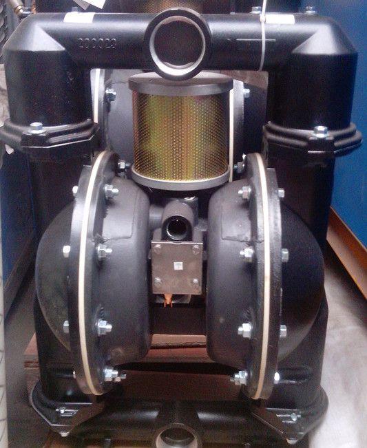 2寸氣動隔膜泵耗氣量和工作原理與特點