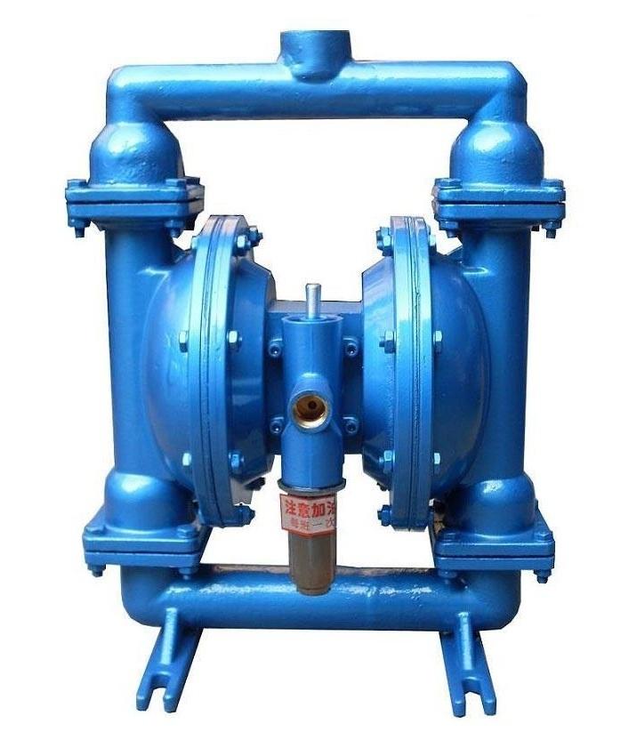 qby氣動隔膜泵廠家哪家好以及qby氣動隔膜泵特點