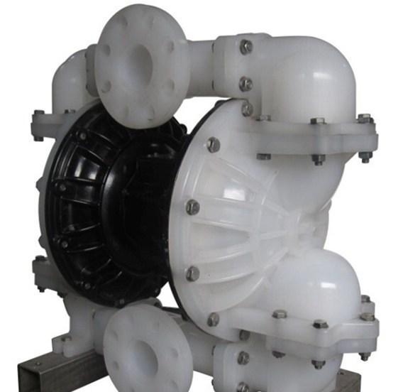 qby氣動隔膜泵配工作原理和用途介紹