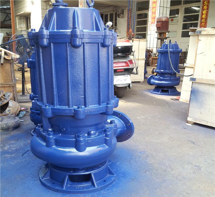 qw潛水排污泵規格型號 你知道哪些