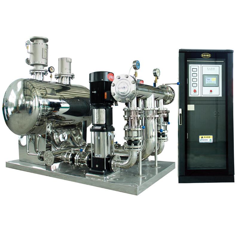 箱式無負壓給水設備標準