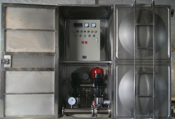 箱式無負壓給水設備標準是什么