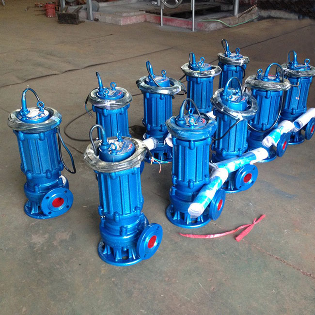qw排污泵使用注意什么