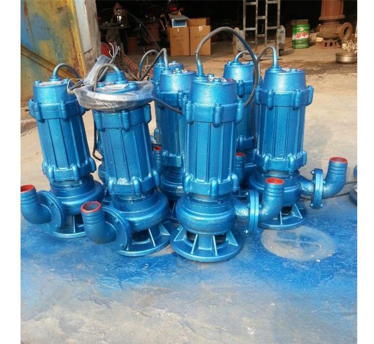qw排污泵型號有哪些