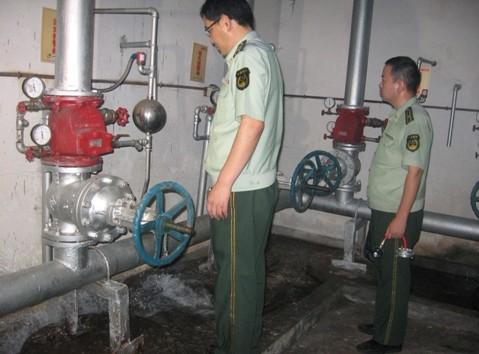 消防噴淋泵測試單注意事項有哪些