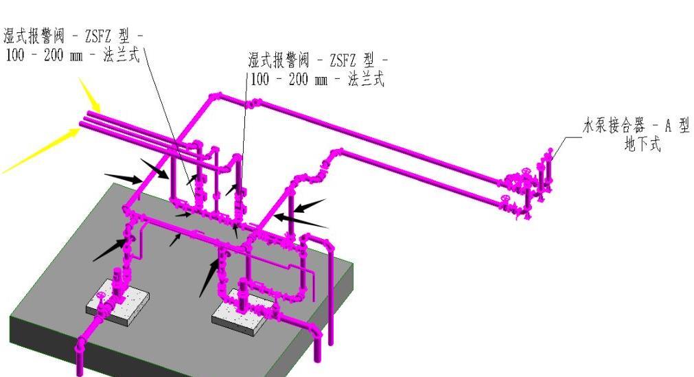 消防噴淋泵怎么接線正常和具體的操作步驟介紹
