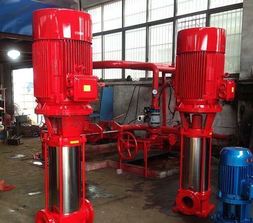 中危等級噴淋泵等級區別以及選型方法有哪些