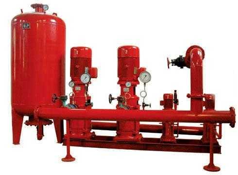 中型商場中的噴淋泵是什么型號?如何選擇比較準確