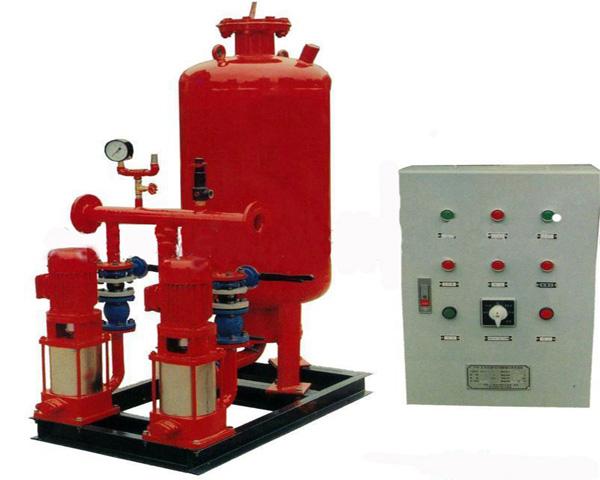 水箱式消防增壓穩壓給水設備使用和選型標準有哪些