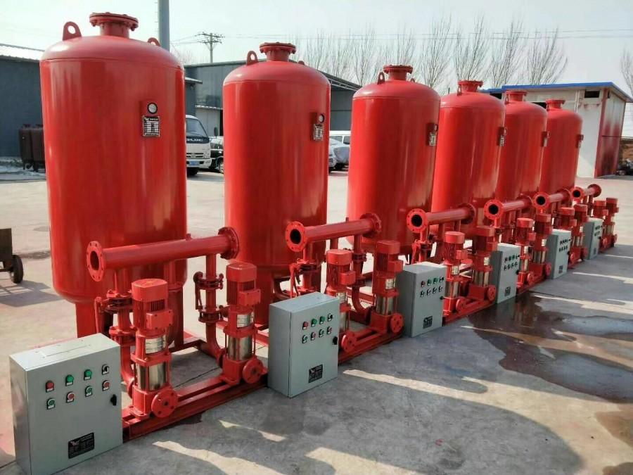 消防增壓穩壓給水設備工作原理知識以及作用詳細介紹說明
