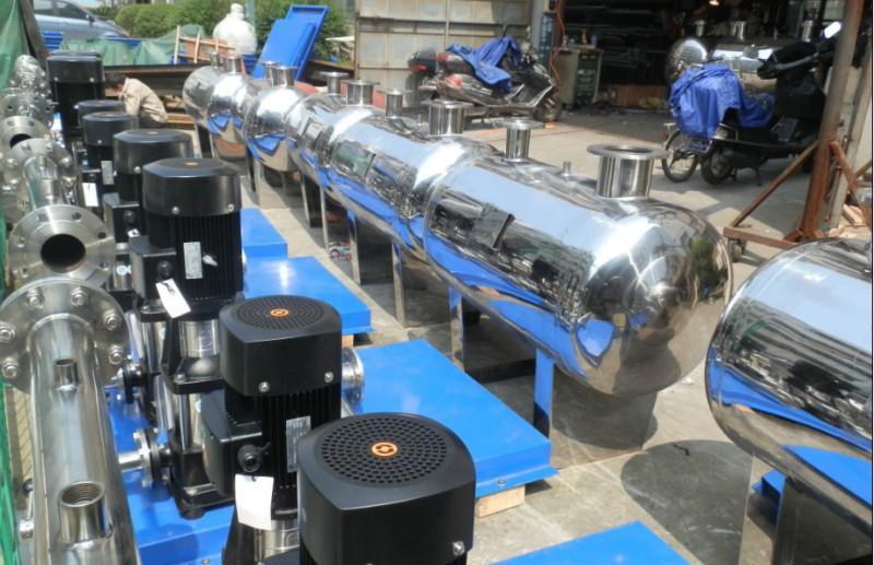 無負壓變頻供水設備哪個品牌最好?這樣選擇不會錯