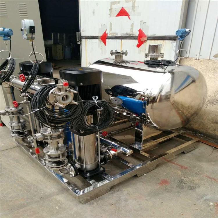無負壓變頻供水設備生產廠家哪家質量好服務優